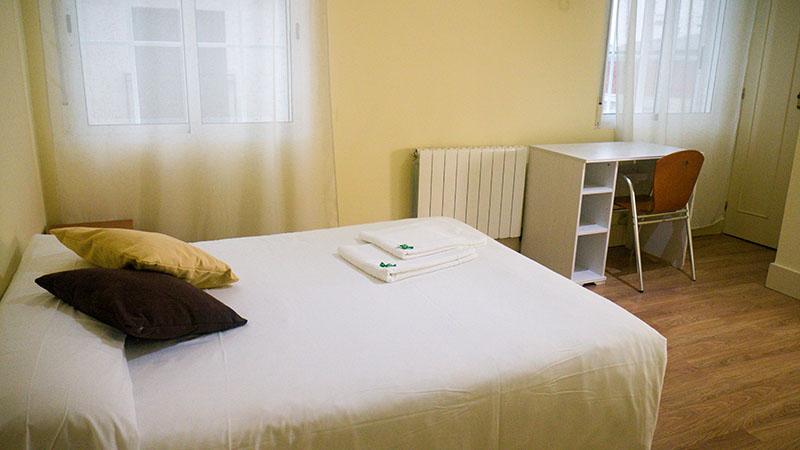 Residencia Centro: habitación